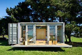 PortABach Shipping Container Home IDesignArch Interior - Container home interior design