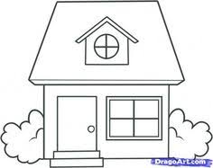 house to draw step by step house drawing try it house drawing kids s and house