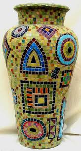 Mosiac Vase Mosaic Archives Ceramics And Pottery Arts And Resources