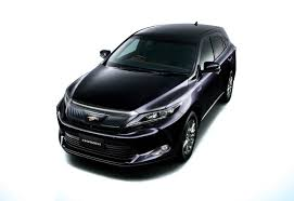 toyota harrier 2015 toyota harrier photo gallery autoblog