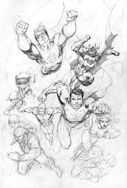 213 best jim lee sketches images on pinterest drawings comic