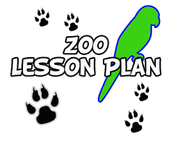 zoo theme lesson plan and zoo theme activities for teaching