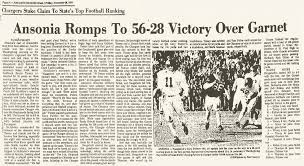 thanksgiving day 1976 football history the zones