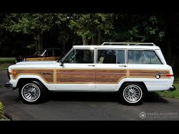 wagoneer jeep 2017 1991 jeep grand wagoneer grand wagoneer by classic gentleman