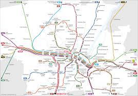 Munich Subway Map by Munich S Bahn German U Bahn Wiki Fandom Powered By Wikia