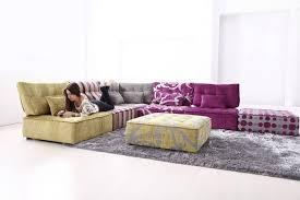 canapé samba modulable en tissu vente meubles et mobilier design