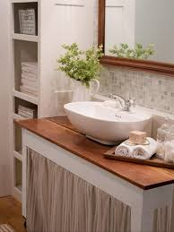 ideas to decorate small bathroom bathroom beautiful small bathroom decorating ideas hgtv on