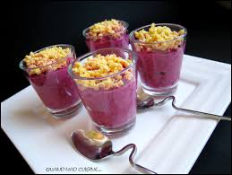 cuisiner betterave mini verrines apéritives thon betterave quand nad cuisine