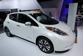 nissan leaf android auto nissan leaf recalls almost 47 000 electric cars to fix brake