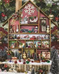 christmas jigsaw puzzles for sale springbok puzzles
