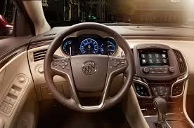 2016 buick lacrosse reviews and rating motor trend