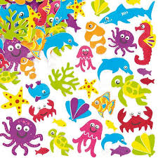 of the wave treasures of the sea craft it sealife foam