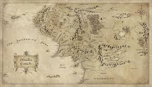Worlds Map by Top 10 Maps Of Your Favourite Fictional Worlds Geoawesomeness
