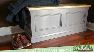 Storage Bench Classic Storage Bench Youtube