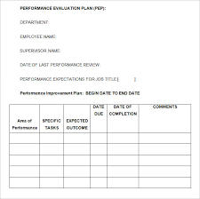 employee evaluation forms sample annualperformancereview word jpg