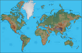 Map With Labels World Map No Labels Besttabletfor Me