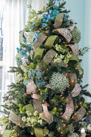 how to decorate a tree with ribbon kelley nan