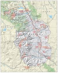 County Map Of Colorado by Chaffee County Colorado Geological Survey