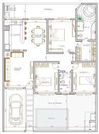 Bungalow Ground Floor Plan by Plantas De Casa Com 3 Quarto1 U2026 Pinterest
