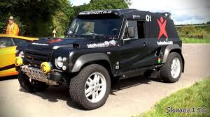 land rover bowler exr s bowler qt wildcat ride sounds accelerations gumballer u0027s car