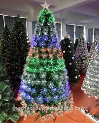 Fibre Optic Slim Christmas Trees - 7ft fiber optic christmas tree 7ft fiber optic christmas tree