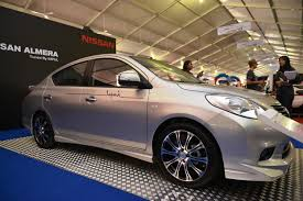 nissan impul asian auto digest nissan almera 1 5l impul edition full bodykit