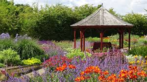 Walled Garden Ripon by Breezy Knees Gardens York North Yorkshire Yorkshires Great