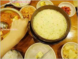 cuisine ind駱endante 首爾 337新沙 江南金北順大鍋家 很道地的泡菜鍋김북순큰남비집 小不點看