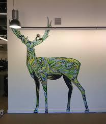 google deer 02 contemporist deer at the google office by ian ross previous