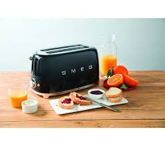 Toaster Glass Sides Smeg 2 Slice Toaster Fine Tailored