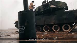Kurds Discovered An Isis Tank And Did Something Awesome To by Bellingcat The Battle For Al Bab Verifying Euphrates Shield