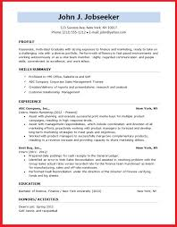 Sample Resume For Ojt Mechanical by Download Formats For Resumes Haadyaooverbayresort Com