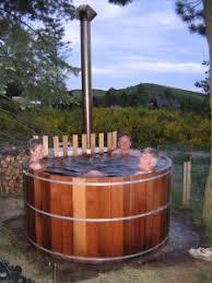 Wood Fired Bathtub Wood Fired Tub Kits And Heaters Forest Lumber U0026 Cooperage