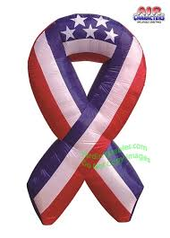 patriotic ribbon 6 patriotic ribbon