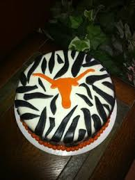 texas longhorn cake birthdays baby showers and bachelorette