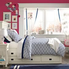 Pb Teen Bedrooms Oxford Captain U0027s Bed Pbteen
