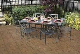 Outdoor Furniture At Home Depot by Trending In The Aisles Multy Home Envirotiles The Home Depot