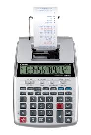 amazon com canon p23 dhv 3 printing calculator with double check