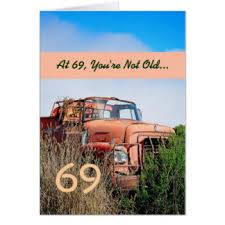 69th birthday card 69th birthday cards invitations zazzle co uk