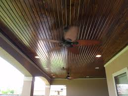ceiling u0026 fan beadboard ceiling how to hang beadboard on
