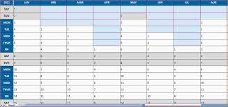 printable annual planner planning calendar template project calendar template excel free