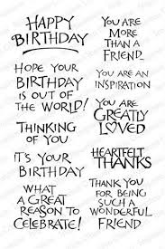 birthday card sentiments best 25 birthday sentiments ideas on