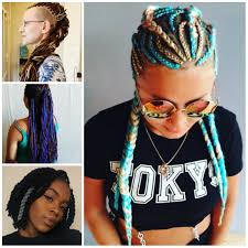 hairstyles for yarn braids yarn braided hairstyles haircuts and hairstyles for 2017 hair