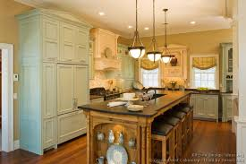 green kitchen cabinet ideas kitchen kitchen cabinets traditional two tone green antique