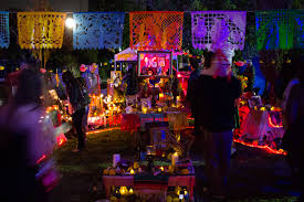 day of the dead halloween decorations halloween events in la for 2016 from festivals to parties