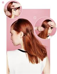 bungees hair how to use a bobby pin hairstyle tips