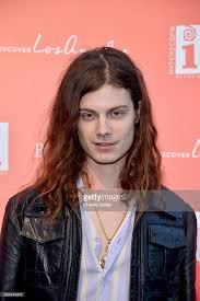 discover hair show st louis 2015 musician garrett borns of borns attends discover los angeles get
