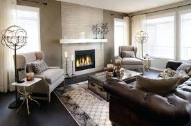 how decorate a living room with brown sofa brown furniture living room lio co