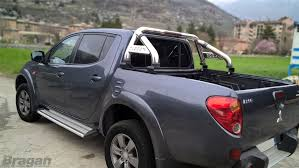 mitsubishi l200 2015 to fit 05 15 mitsubishi l200 sport roll bar stainless steel