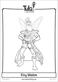 tula tooth fairy colouring sheets